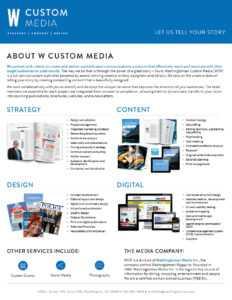 WCM-factsheet